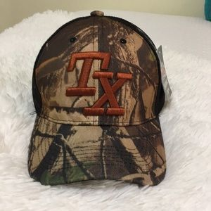 Other - Texas Camo Hat